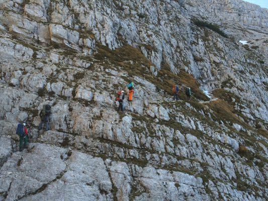 Сходження на г. Триглав, Словенія