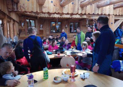 Лещетарський табір німецьких пластунів 2018