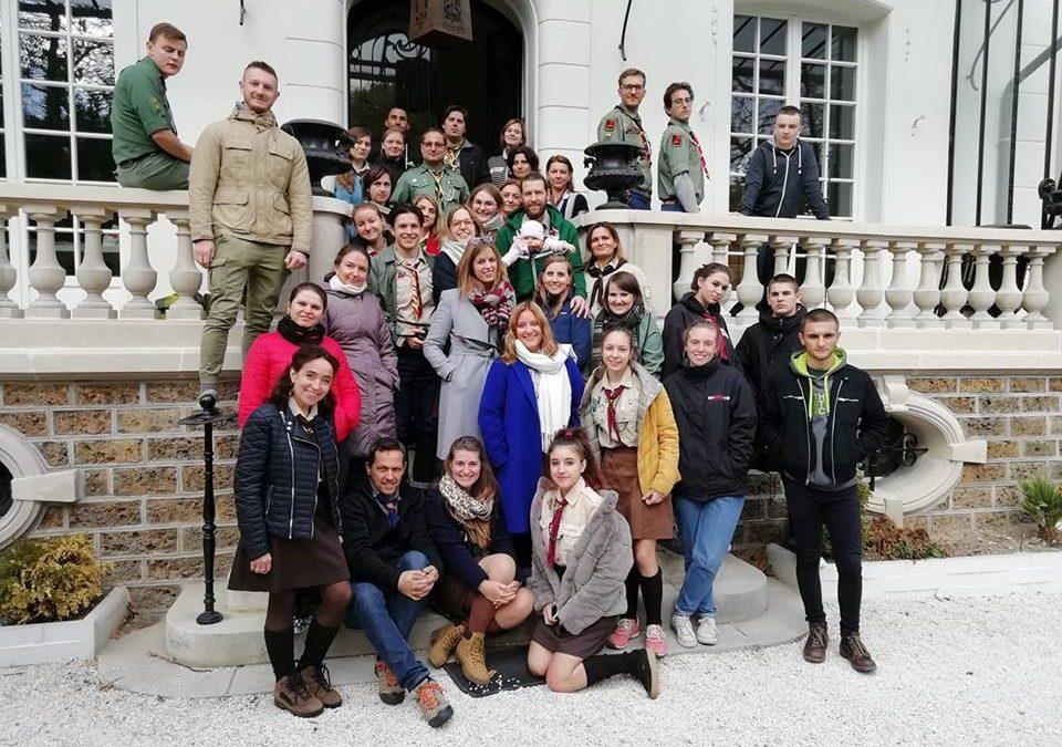 Мурлики взяли участь у вишколі виховників у Парижі