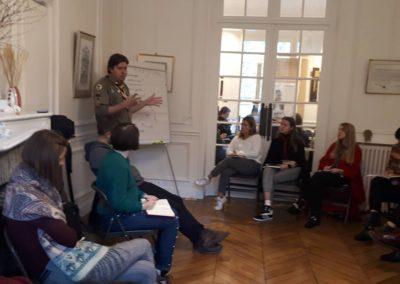 26-28 жовтня у Парижі відбуваються вишколи для виховників УПН та УПЮ