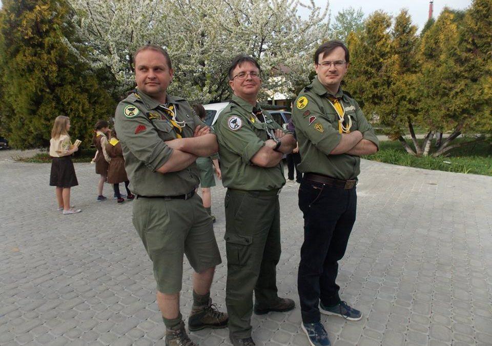 День Пластової Присяги 2018 в Ужгороді, Мукачеві та Хусті