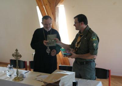 Мукачівська Єпархія та Закарпатська Округа підписали Меморандум про співпрацю