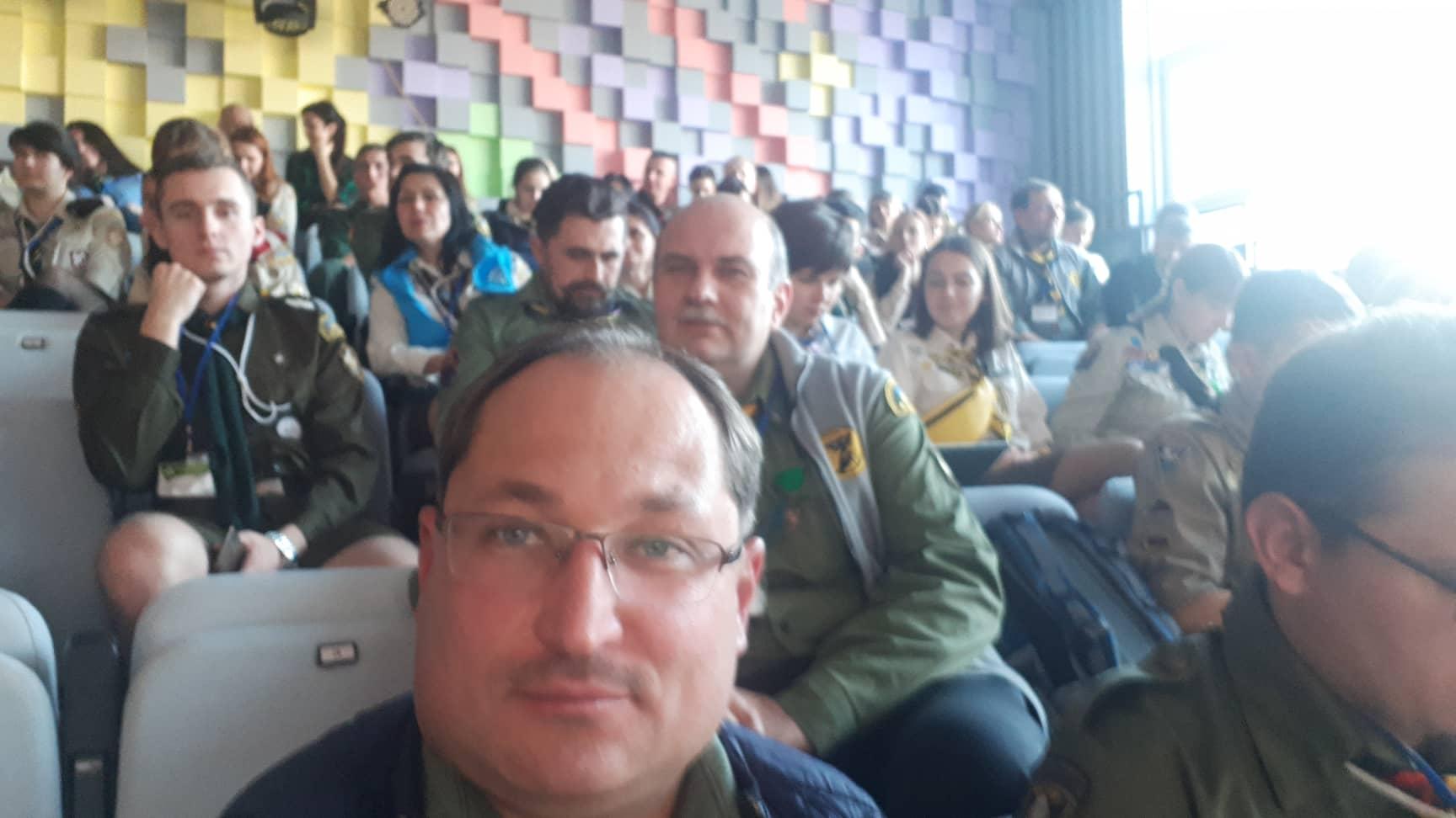 ЦМ на 15 КПЗ у Києві, 24-25.11.2018