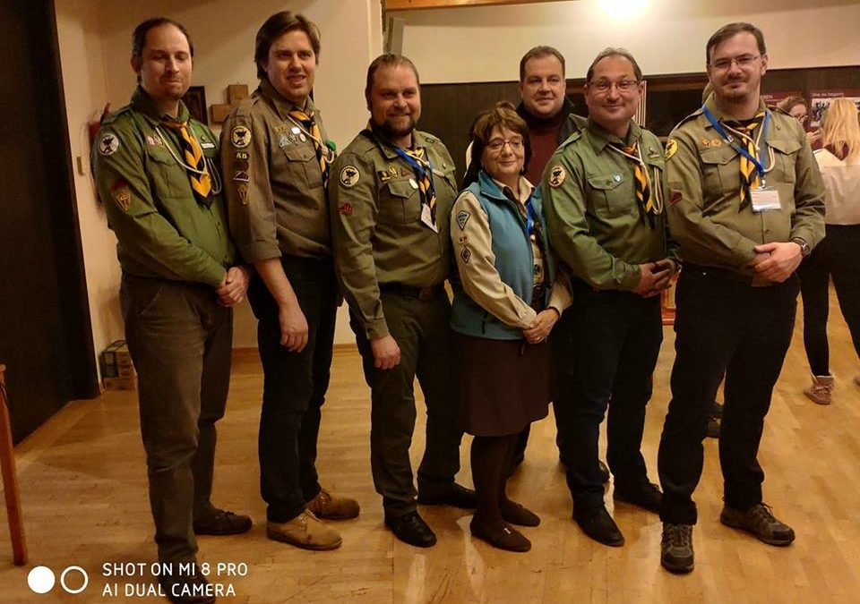 Мурлики взяли участь у МПЗ та передачі Вифлеємського Вогню у Відні