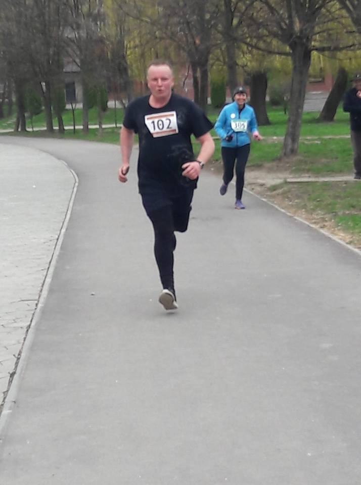 Ігоре Берізко, дистанція - 10 км