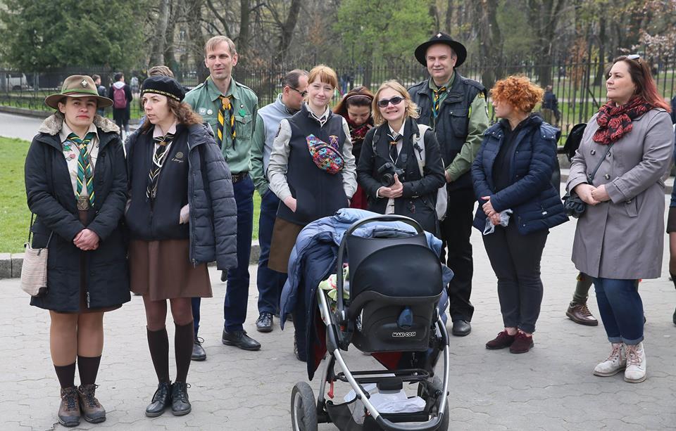 День Пластової Присягу у Львові, 2019