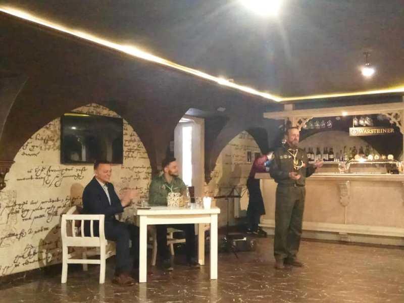 """36-те засідання клубу """"Вершини"""" про Пласт"""