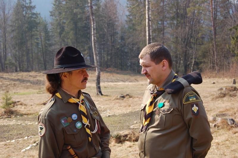 Пл.сен. Олександр Гаркавченко та Василь Іваночко, Сокіл, 2007