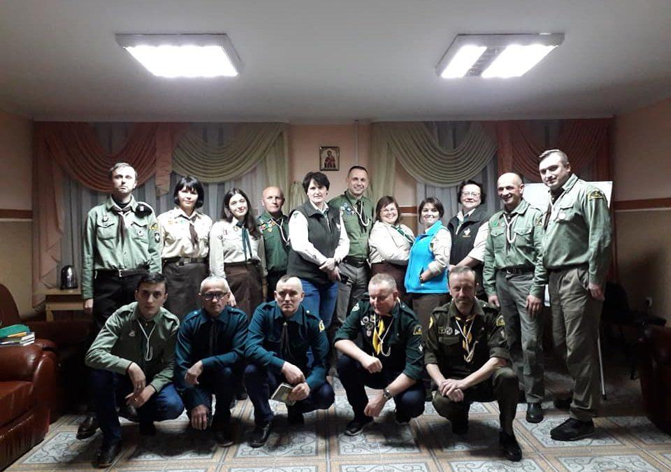 ЦМ і дошкіл виховників Івано-Франківської округи