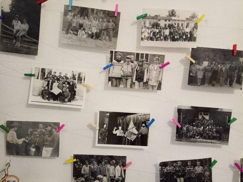Виставка з нагоди 29-ліття Станиці Надвірна