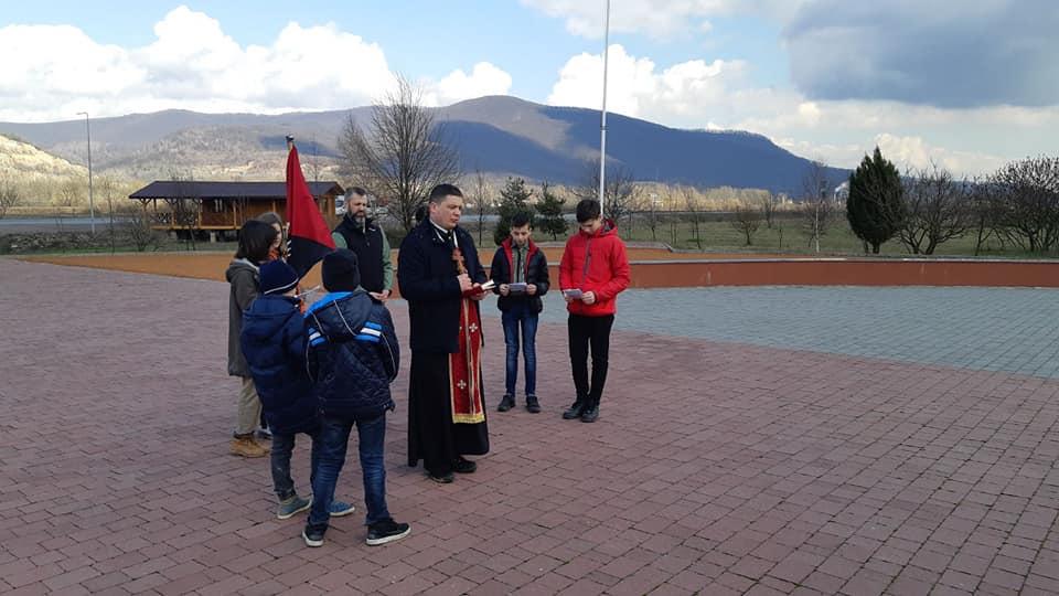 Вшанування пам'яті Олександра Блистіва