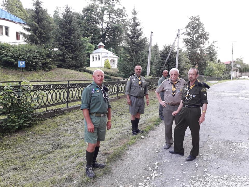 Мандрівка до садиби Богдана Лепкого
